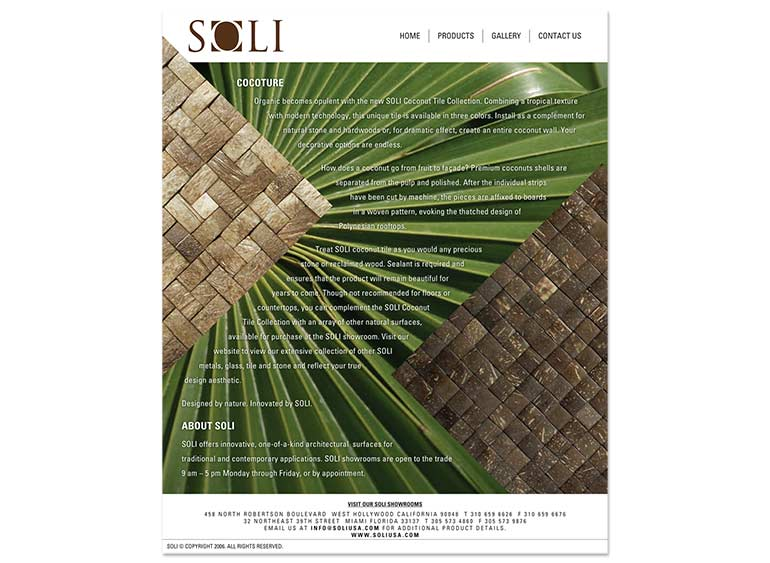 SOLI Self-Hosted Email Marketing
